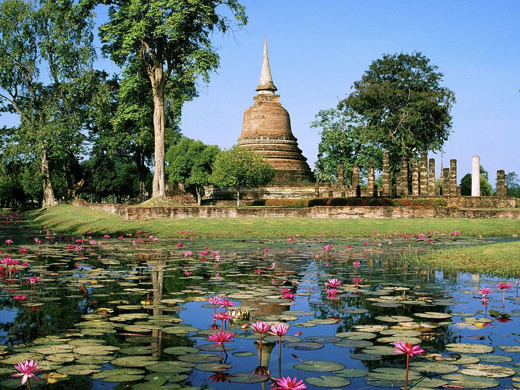 タイの歴史1 タイ王国の創世記からアユタヤ王朝ができるまで