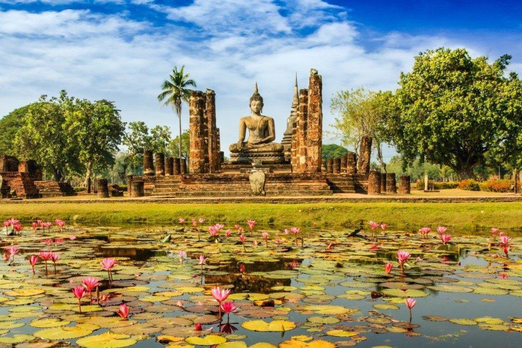 タイの歴史