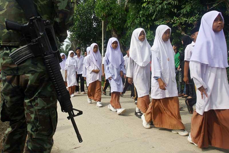 イスラム武装勢力
