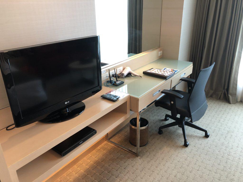 スクンビット12 バンコクホテル