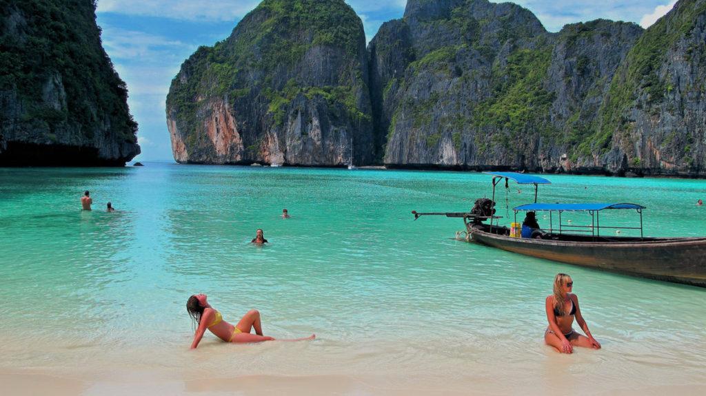 タイ南部ビーチリゾート