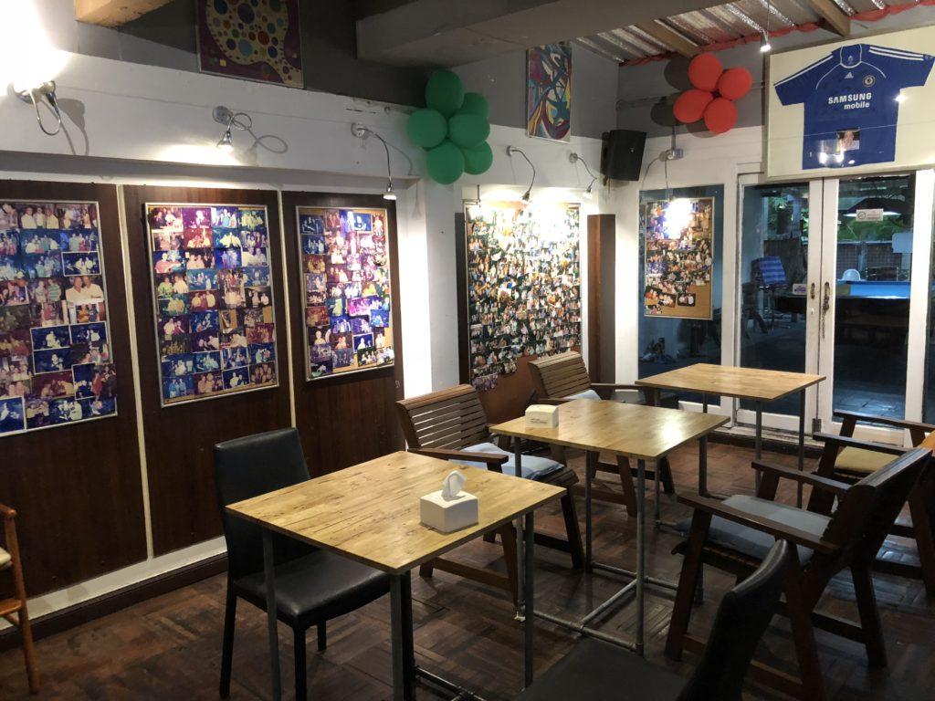 det5 Restaurant & Bar