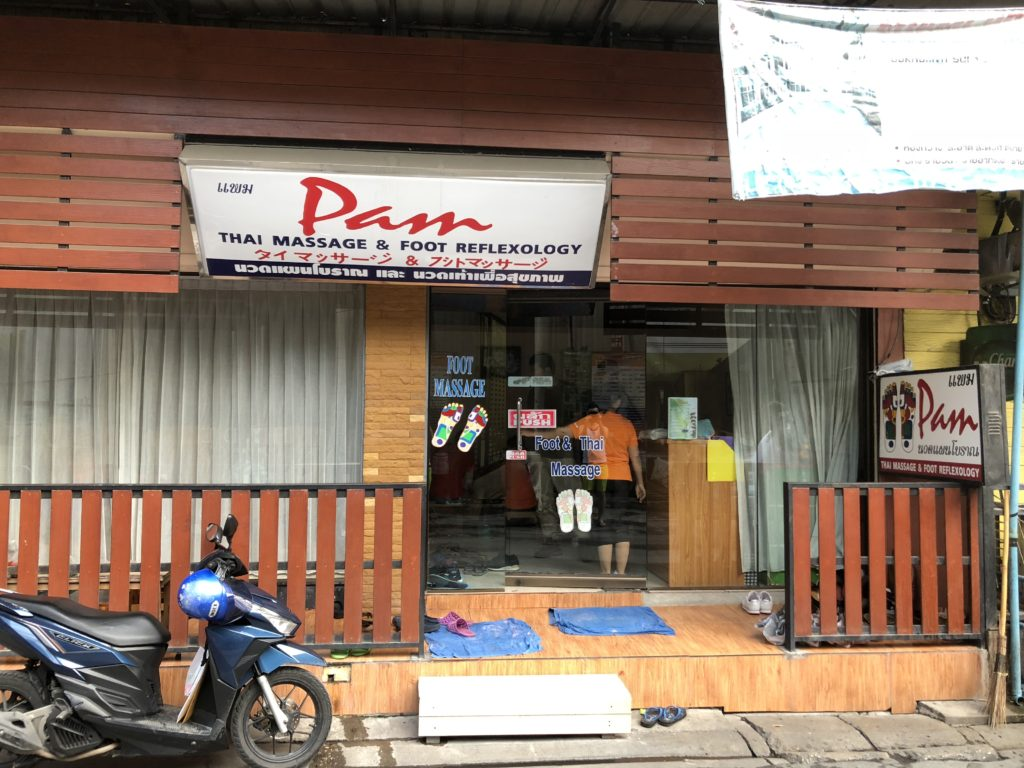Pam Thai Massage
