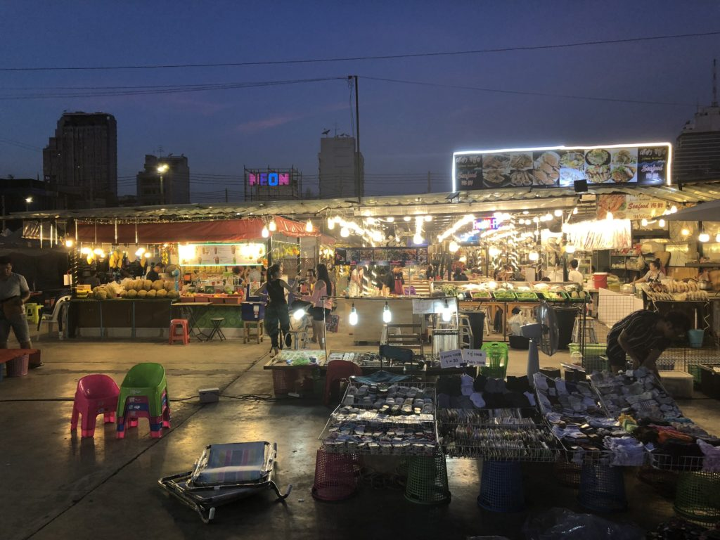 NEON Night Market