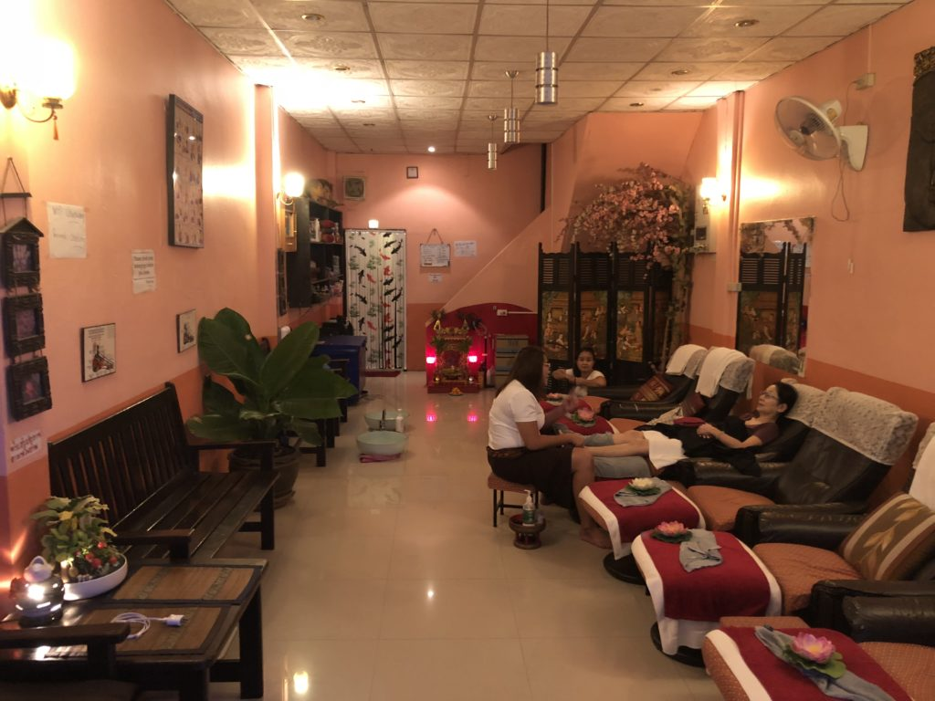 chaowang health massage