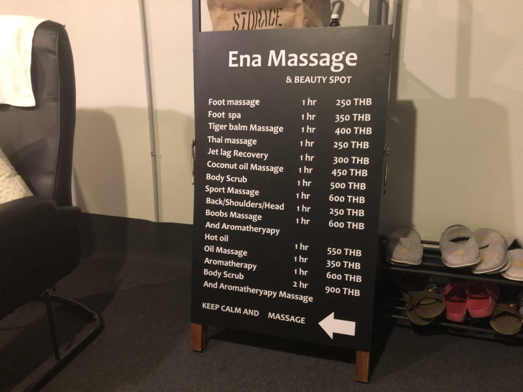 Ena Massage