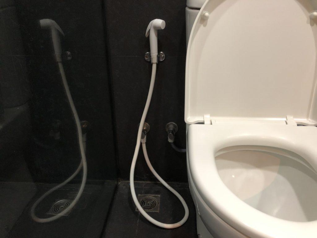 トイレ事情
