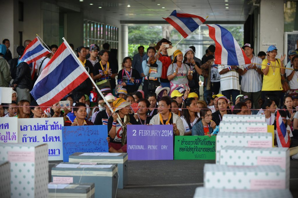 タイ総選挙