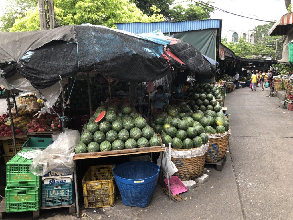 マハナーク市場