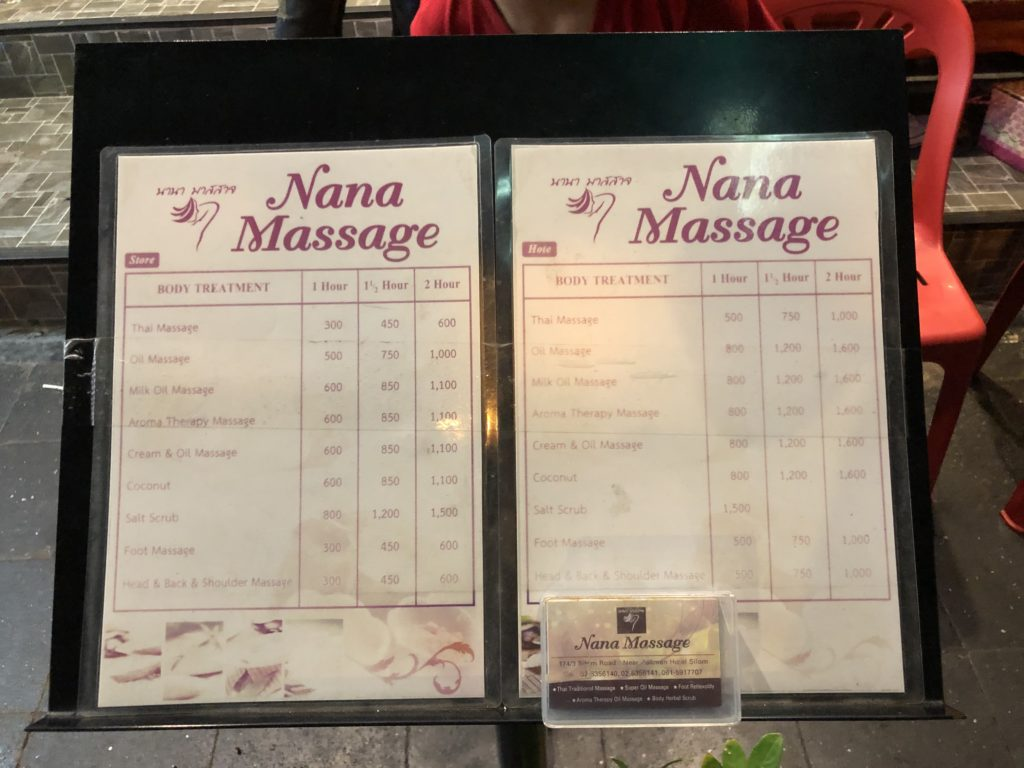 Nana Massage