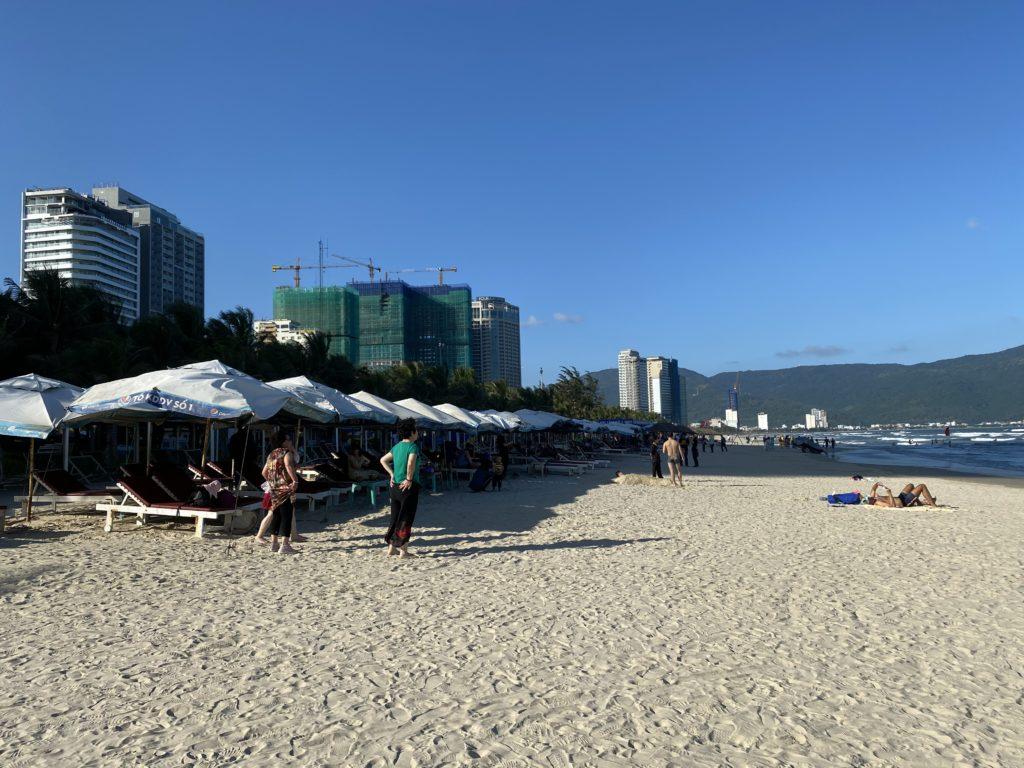 ミーケービーチ