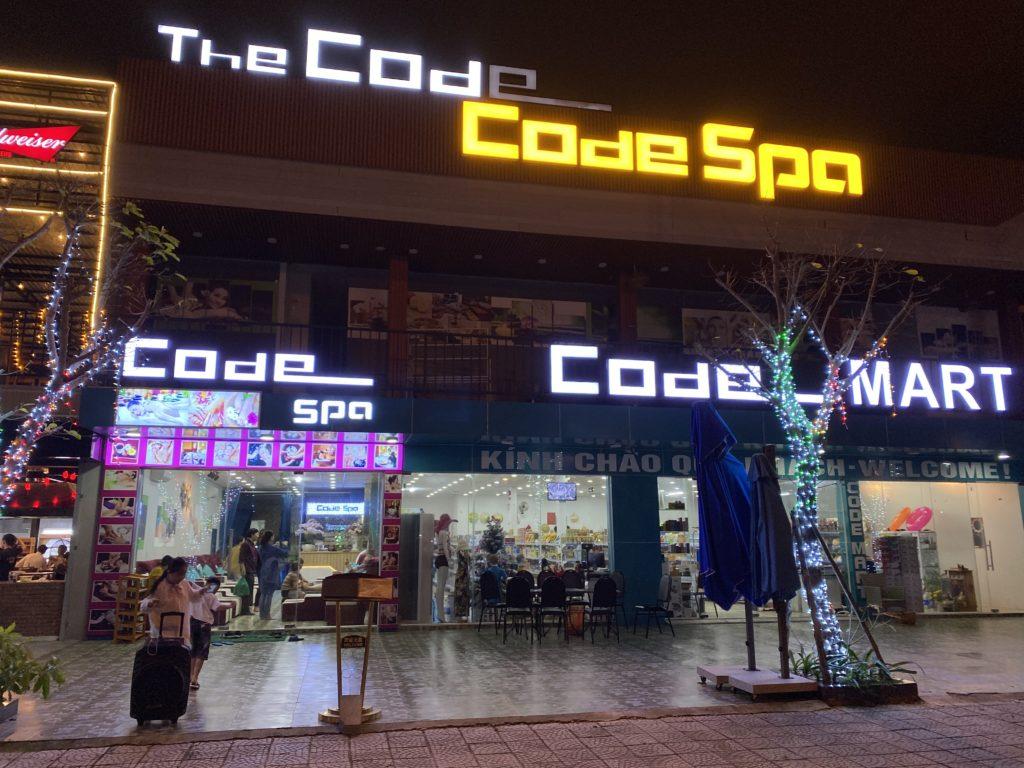 Code spa