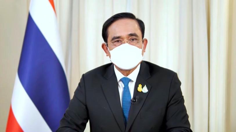 2021年11月1日よりタイ開国を表明